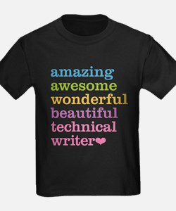 Amazing Technical Writer T-Shirt