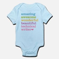Amazing Technical Writer Body Suit