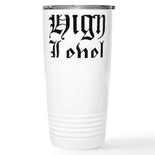 Cute Level Travel Mug