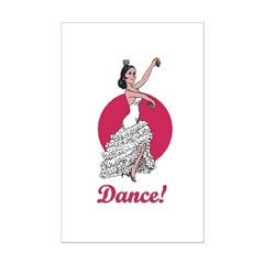 Spanish Dancer Posters