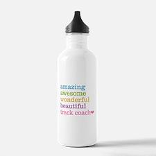 Amazing Track Coach Water Bottle