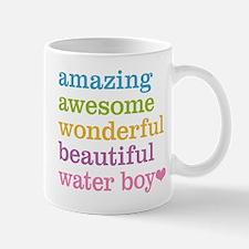 Amazing Water Boy Mugs