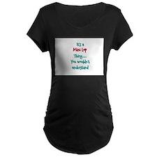 Mini Lop Thing Maternity T-Shirt