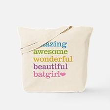 Amazing Batgirl Tote Bag