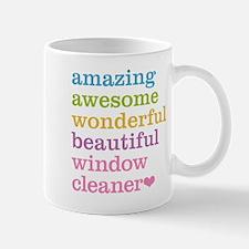 Amazing Window Cleaner Mugs