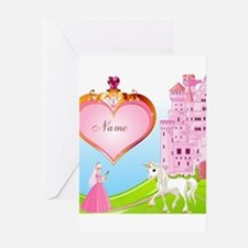Princess Greeting Cards