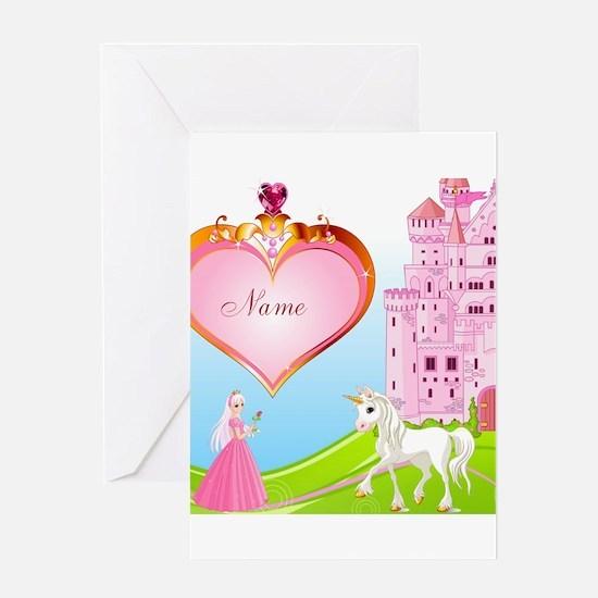 Princess Greeting Cards