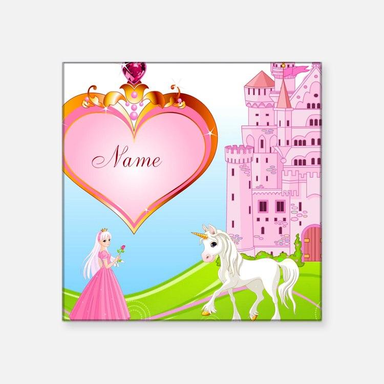 Princess Sticker