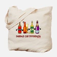 Embrace Our Differences Tote Bag