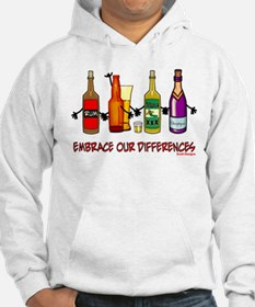Embrace Our Differences Hoodie