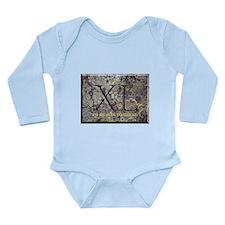 Unique Classic Long Sleeve Infant Bodysuit