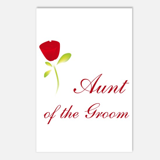 Red Groom's Aunt Postcards (Package of 8)
