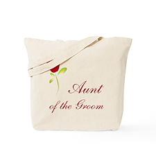 Red Groom's Aunt Tote Bag