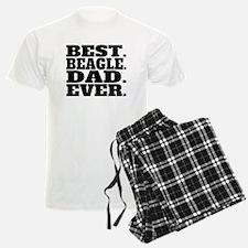 Best Beagle Dad Ever Pajamas