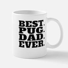 Best Pug Dad Ever Mugs