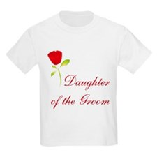 Red Groom's Daughter T-Shirt