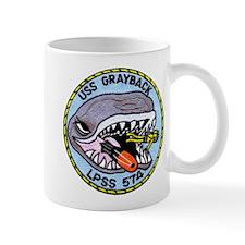 USS GRAYBACK Small Mug