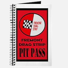 Fremont Drag Strip Pit Pass Journal