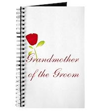Red Groom's Grandmother Journal