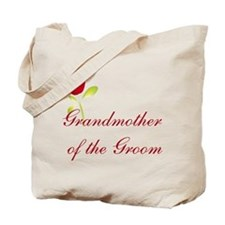 Red Groom's Grandmother Tote Bag