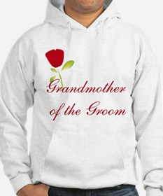 Red Groom's Grandmother Hoodie