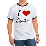 Caribou Ringer T