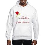 Red Groom's Mother Hooded Sweatshirt