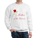 Red Groom's Mother Sweatshirt