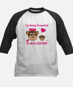 Being Promoted to Big Sister Baseball Jersey