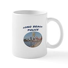 Long Beach Police Skyline Mugs