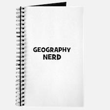 Geography Nerd Journal