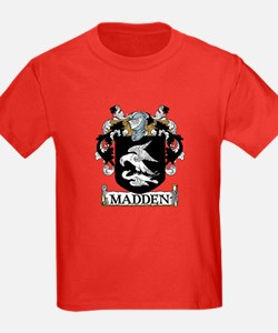 Madden Coat of Arms T