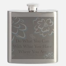 Do What You Can Flask