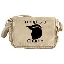 Trump is a Chump Messenger Bag