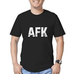 Men's Fitted T-Shirt (dark)