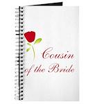 Red Bride's Niece Journal
