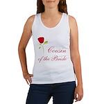 Red Bride's Niece Women's Tank Top