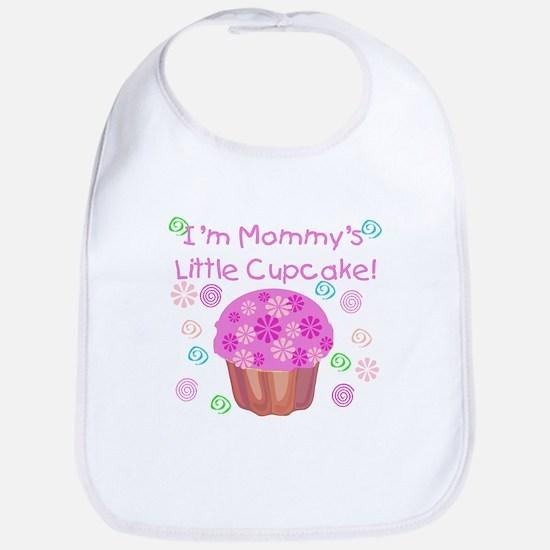 Mommy's Little Cupcake Bib