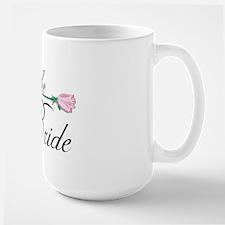 Elegant Aunt of the Bride Large Mug
