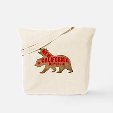 Cute New california republic Tote Bag
