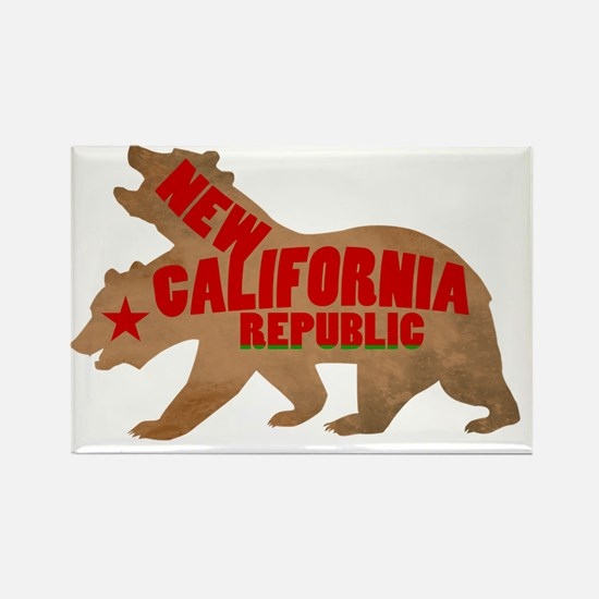 Cute Fallout new vegas ncr Rectangle Magnet