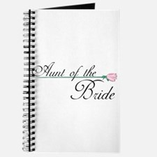 Elegant Aunt of the Bride Journal