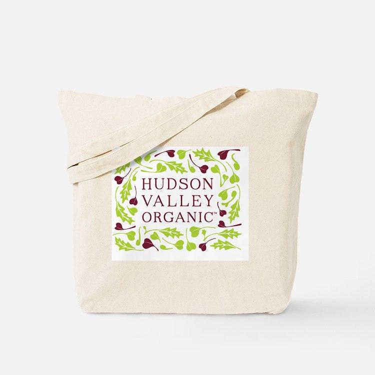 Hudson Valley Organic Logo Tote Bag