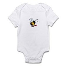 plumber, pipefitter Infant Bodysuit