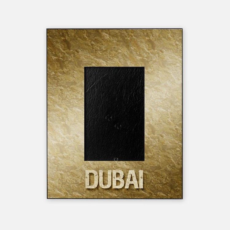 Dubai Stone Textured Picture Frame