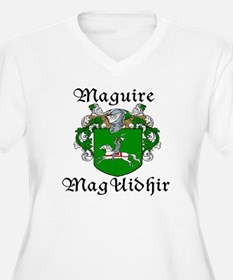 Maguire In Irish & English T-Shirt