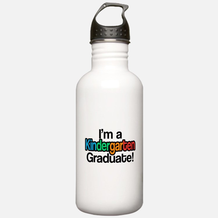 Rainbow Kindergarten G Sports Water Bottle