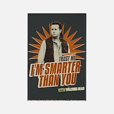 Eugene Smarter Than You Rectangle Magnet Magnets