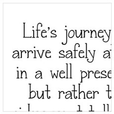 LIFE'S JOURNEY... Poster