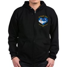 Pope Francis The People's Pope Zip Hoodie